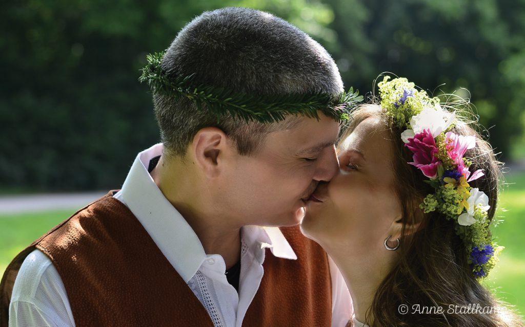 Die Liebe segnen... <br>Die Hochzeit als Bündnis freier Herzen