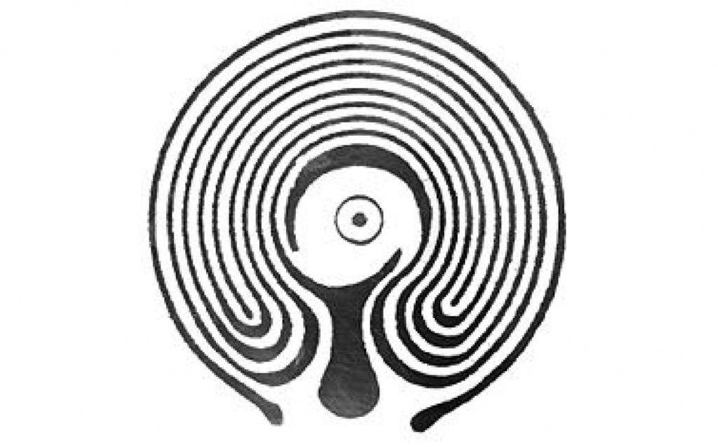 Kraftort Labyrinth - Das Eilenrieder Rad
