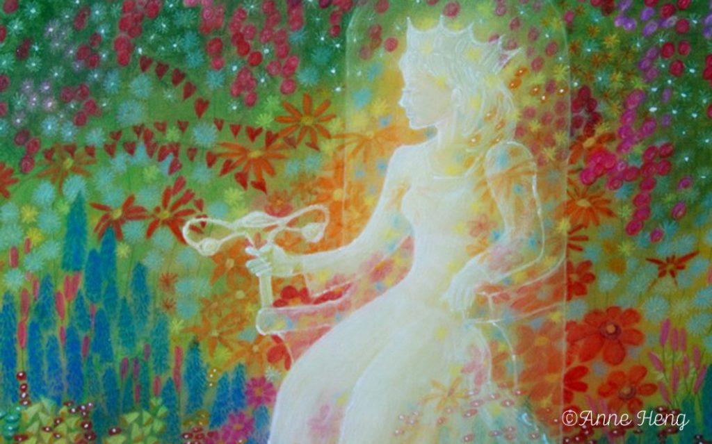 Frau- und Mutter-Sein: Selbstbestimmt & <br>als lachende Göttin die Mysterien der <br>Lebenszyklen bewahren…