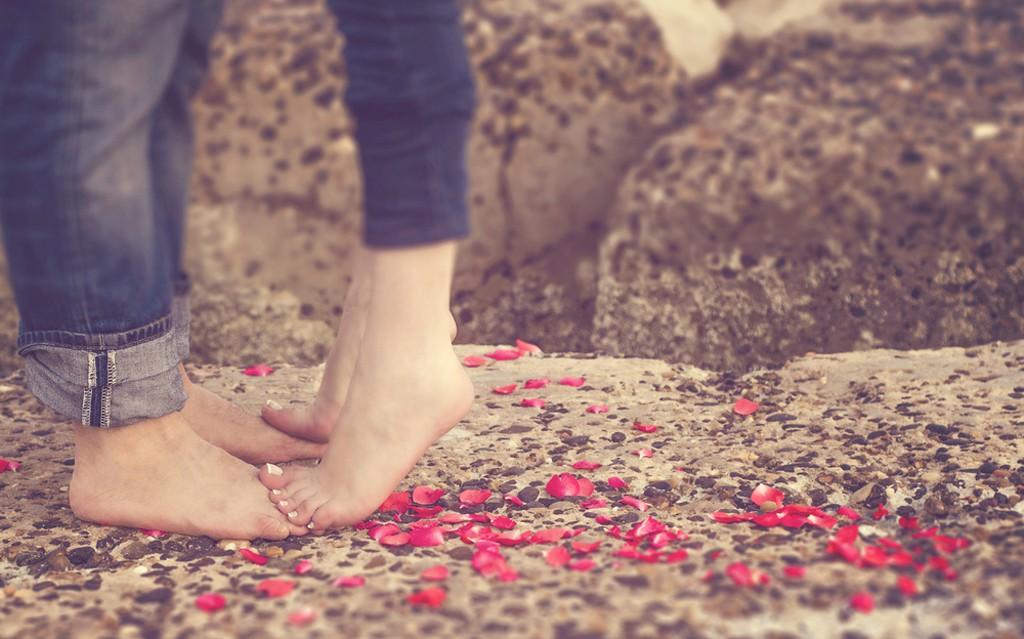 Die Liebe (be)leben:<br> Reflexzonen - ein direktes Tor zum Herzen