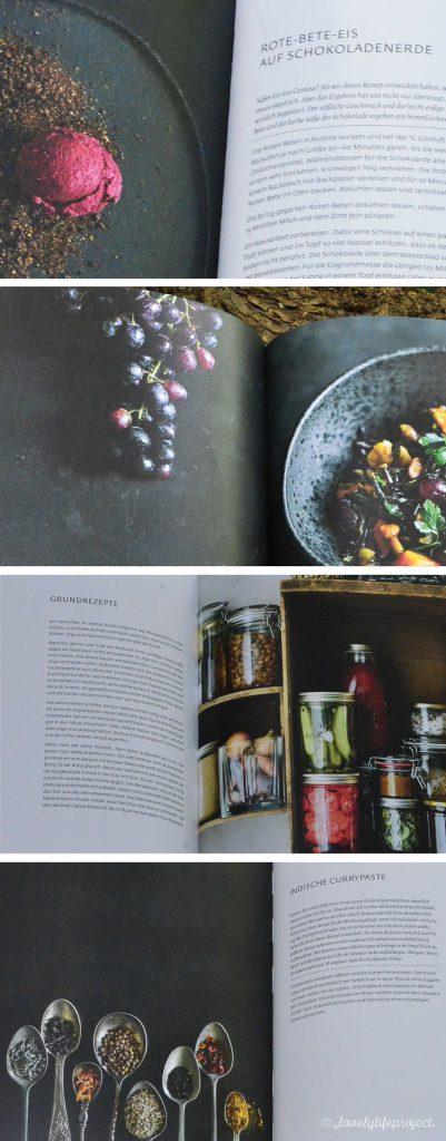 Du bist, was du isst - grenzenloser Genuss... <br> Krautkopf - Das Kochbuch